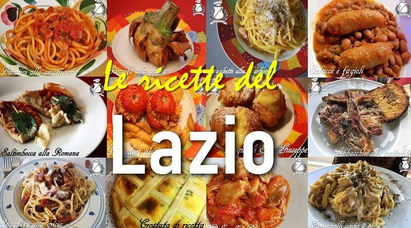 Le ricette romane e del Lazio