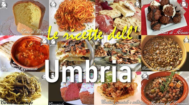 Ricette tipiche dell'Umbria