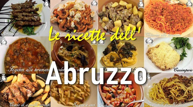 Ricette tipiche dell'Abruzzo