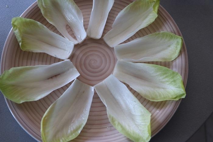 barchette di indivia con salmone agli agrumi 04