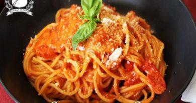 Spaghetti alla Scarpariello