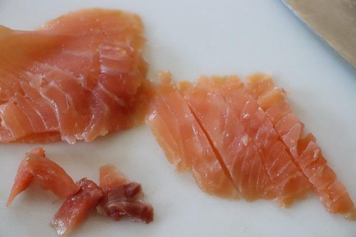 Tagliolini al salmone 01