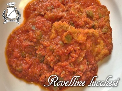 Rovelline lucchesi - ristorante il Mecenate Lucca m