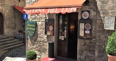 Taverna del Lupo - Gubbio (Perugia) m