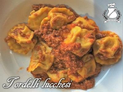 Tordelli lucchesi - ristorante il Mecenate Lucca m