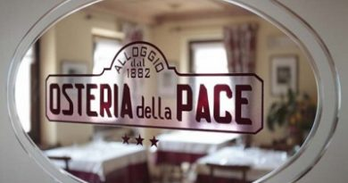 Osteria della Pace - Sambuco (Cuneo) m