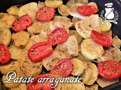 Patate arraganate