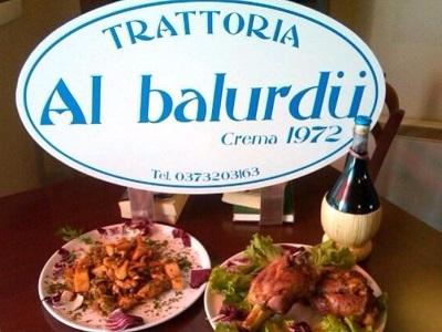 Trattoria Al Balurdu - Crema (Cremona) m