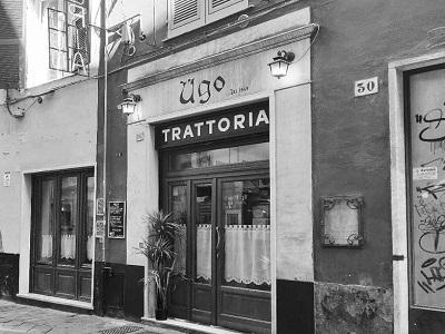 Trattoria Ugo di Genova m
