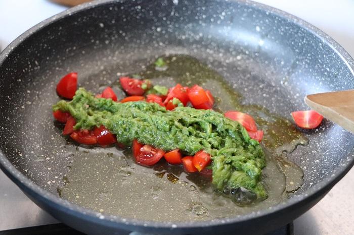 Gnocchetti asparagi e gorgonzola 04
