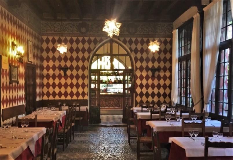 Ristorante del Biscione Grazzano Visconti