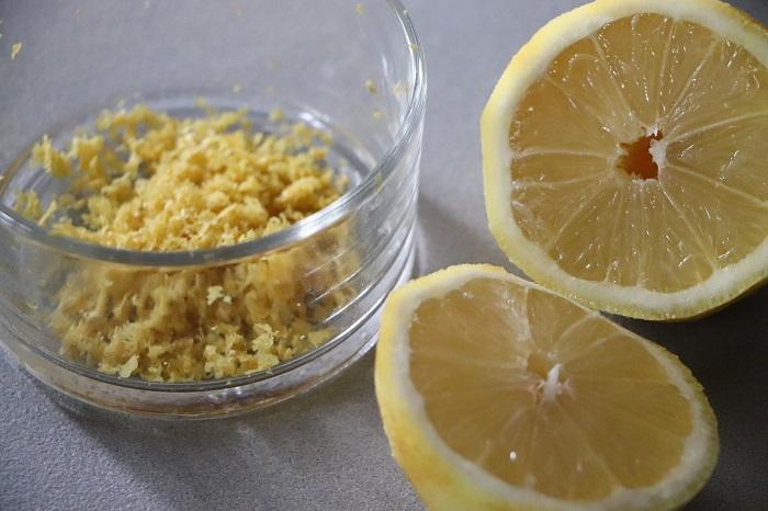 Ciambellone con ricotta e limone
