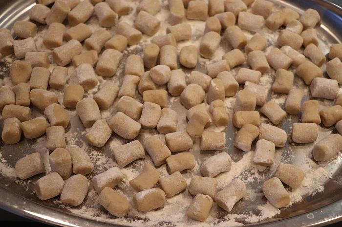 Gnocchi di castagne 07