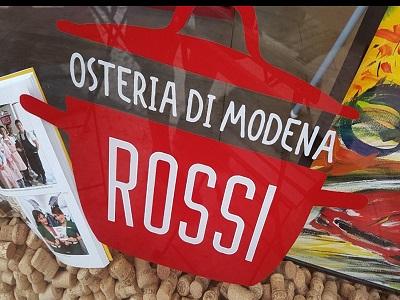 Osteria di Modena Rossi - Modena m