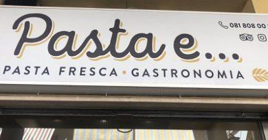 Pasta e... Sant'Agata su due Golfi Napoli m