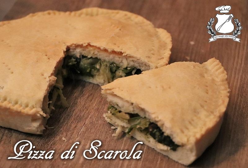 Pizza di Scarola