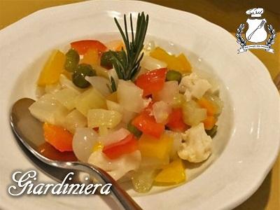 Giardiniera - Osteria Bottega Bologna