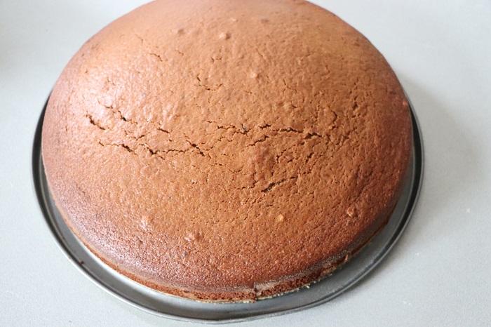 Torta Sacher (Sachertorte) 05