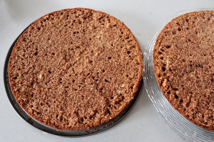 Torta Sacher (Sachertorte) 06