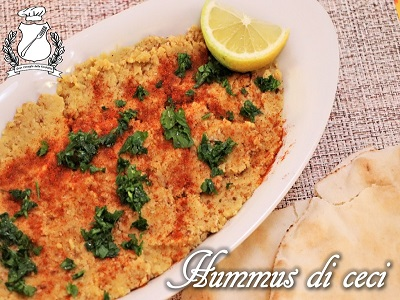 Hummus di ceci m