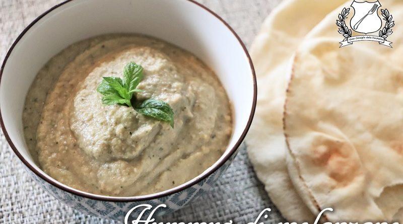 Hummus di melanzane (Babaganoush)