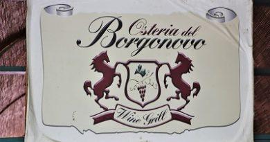 Osteria del Borgonovo - Tagliacozzo (L'Aquila) m