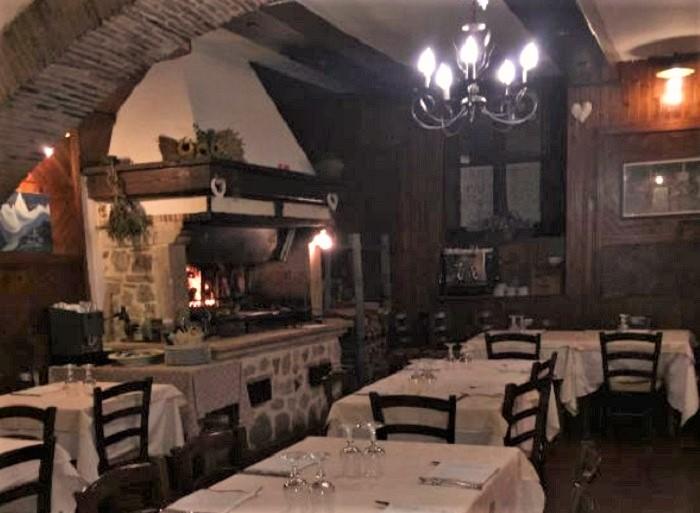 Osteria del Borgonovo - Tagliacozzo (L'Aquila)
