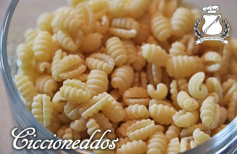 Ciccioneddos (Gnocchetti sardi)