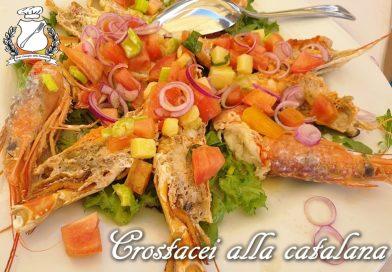 Crostacei alla catalana