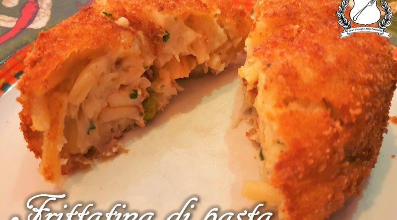 Frittatina di pasta napoletana