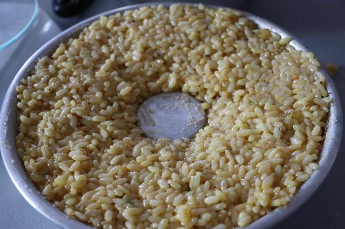 Sartù bianco di riso
