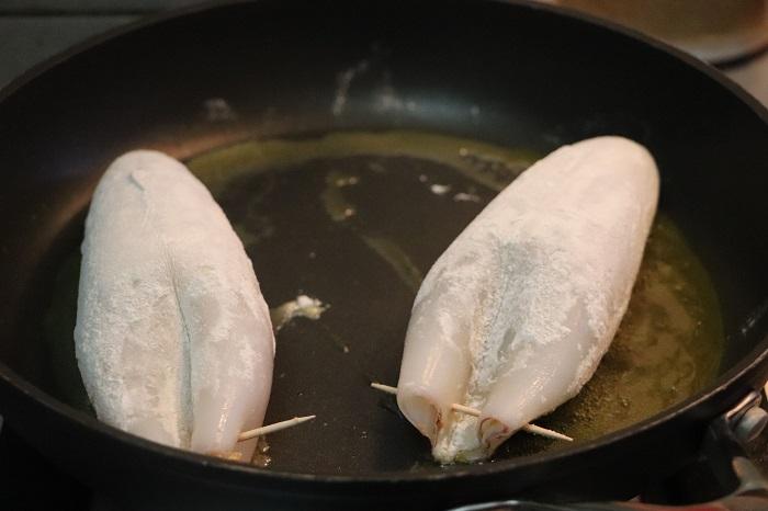 Calamari ripieni 11