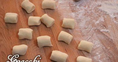 Come preparare gli gnocchi di patate