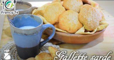 Gallette Sarde - Le ricette di Francy74
