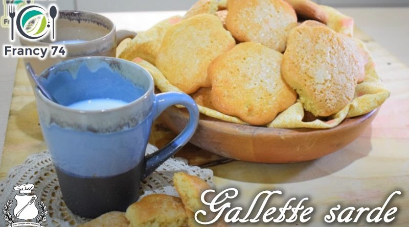 Gallette Sarde - Le ricette di Francy74