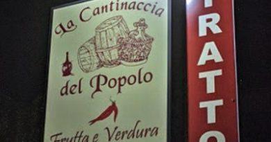 La cantinaccia del Popolo - Sorrento (Napoli) m