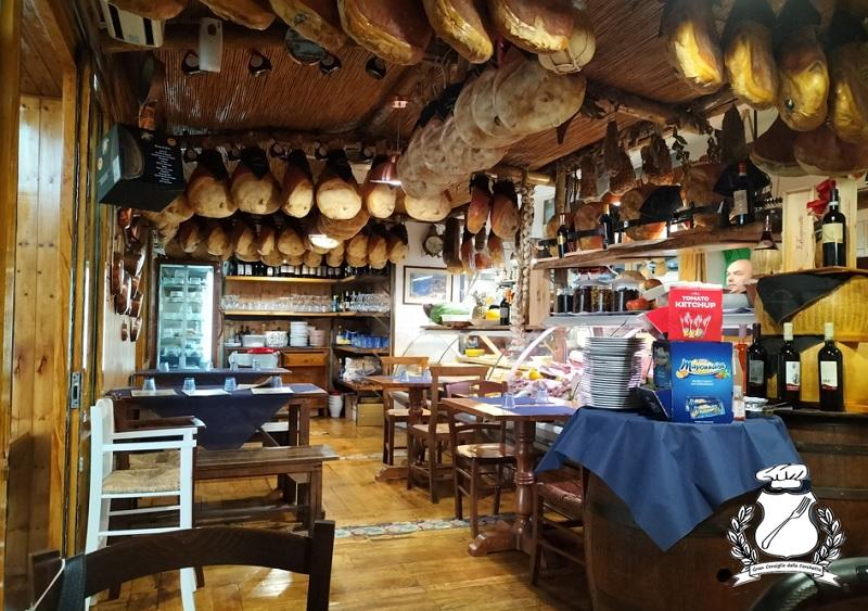 La cantinaccia del Popolo - Sorrento (Napoli)