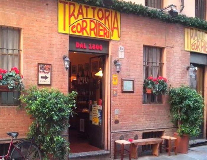 Trattoria Corrieri - Parma m