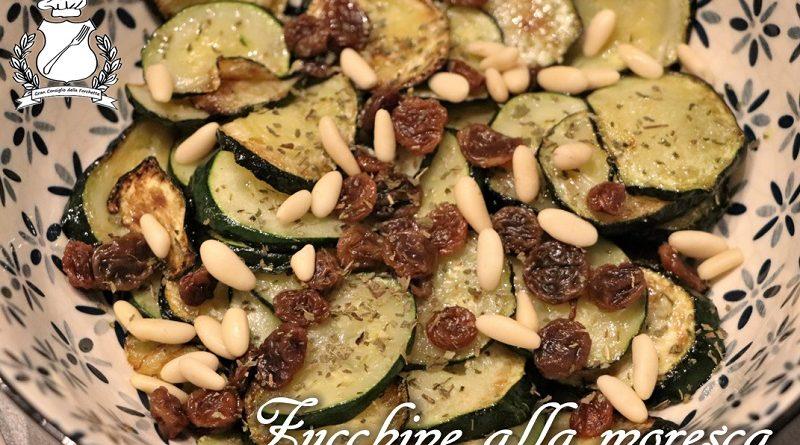 zucchine alla moresca