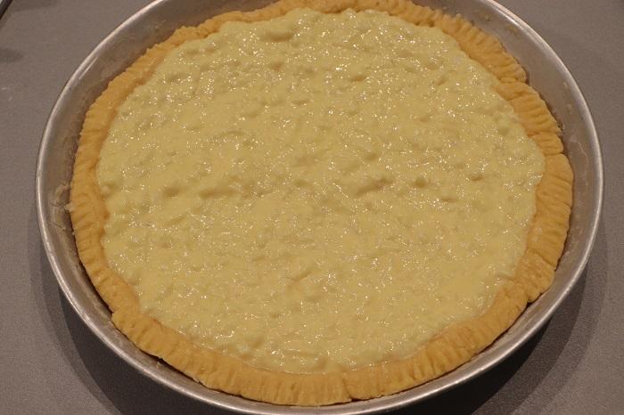 Crostata di crema di riso 06